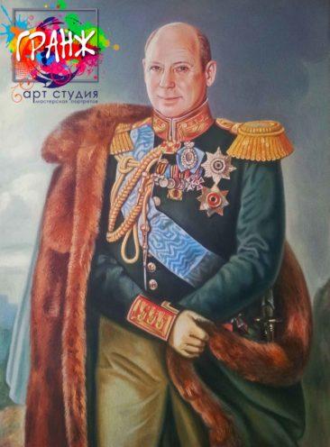 Заказать портрет маслом в Ульяновске