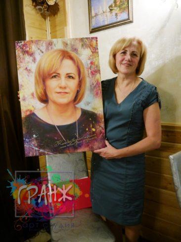 Портрет на заказ Ульяновск