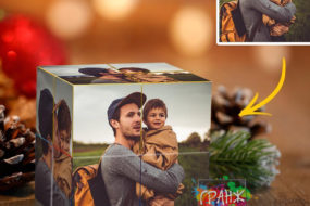 Фотокубик трансформер, купить в подарок Ульяновск