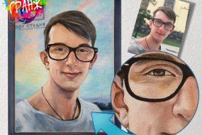 Портретная живопись маслом, купить в Ульяновске